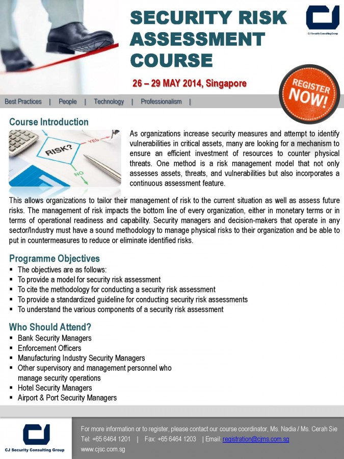 Public Run - Security Risk Assessment Course (26-29 May 2014)_Page_1